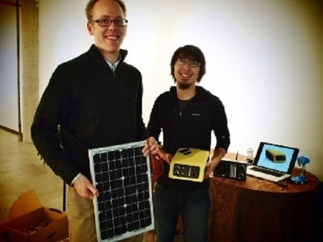3 Clean Energy Startups to Watch in 2014 | Lauri's Environment Scope | Scoop.it