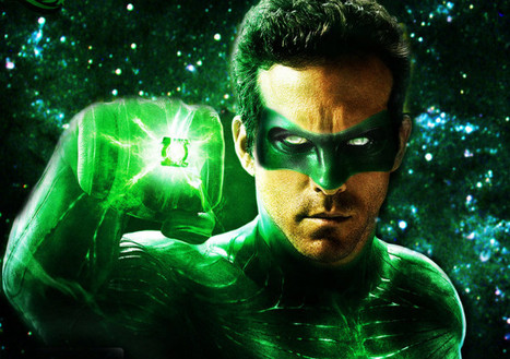 Green Lantern augmented reality app interacts with movie posters - Pocket-lint   Augmented Reality News and Trends   Scoop.it