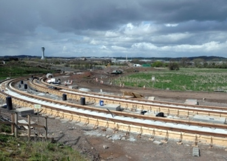 Tram bosses release pictures as 'proof' of progress - Transport - Scotsman.com | Today's Edinburgh News | Scoop.it
