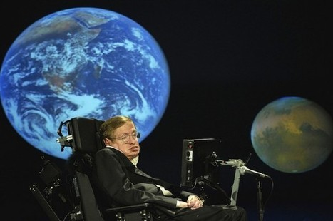 Stephen Hawking Has Some Beautiful Advice For People Who Suffer From Depression | Design to Humanise | Scoop.it