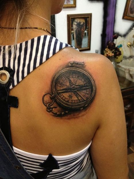 Pusula | Tattoo | Scoop.it