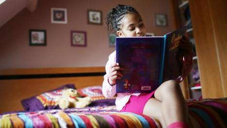 Une fillette de 11 ans se bat pour faire connaître les livres mettant en scène des héroïnes noires | Bibliothèque scolaire | Scoop.it