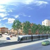 A Toulouse, le tramway valorise les bords de la Garonne | IMMOBILIER 2014 | Scoop.it