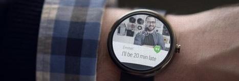 Graphisme & interactivité blog de design par Geoffrey Dorne » Design : 10 interfaces de montres connectées. | techmefr | Scoop.it