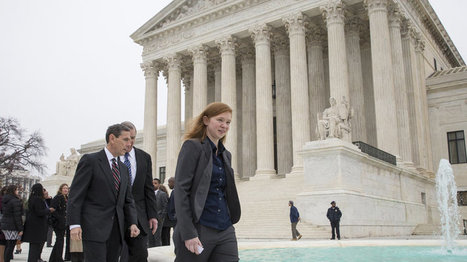 MUST RESCOOP, READ & RESPOND -- Heated Arguments Fly At Supreme Court Over Race In College Admissions | AP Government & Politics | Scoop.it