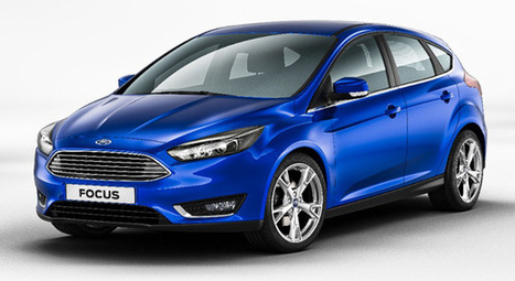 Ford's 2015 Focus brings touchscreen Sync technology to Europe | Tech and Design | Scoop.it
