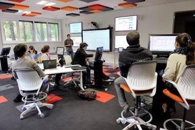 Centrale Lyon et EMLYON inventent les pédagogies du futur avec leur Learning Lab | Le Zinc de Co | Scoop.it