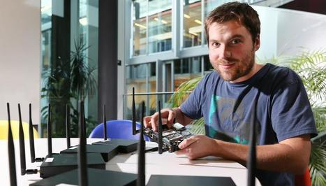 Estudiante crea un algoritmo que aumenta hasta 7 veces la velocidad WiFi | Elearnig - WEB 2.0 - TIC | Scoop.it