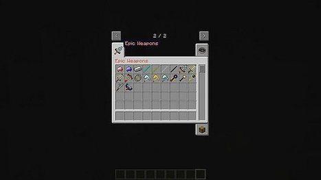 Epic Weapons Mod 1.7.2 | Minecraft 1.7.4/1.7.2 | dsfsgvxcfxvfs | Scoop.it