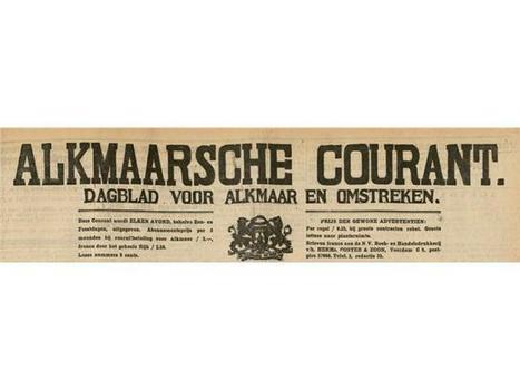 21 juni 1935: Het bruidspaar van de dag! | Blik op het verleden: Alkmaar | Scoop.it