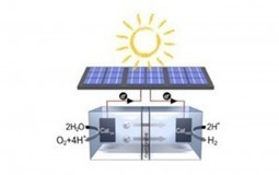 Une feuille artificielle productrice d'hydrogène bat un record d'efficacité | Le flux d'Infogreen.lu | Scoop.it
