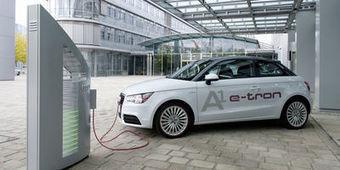 Electrique, à gaz, hybride: Audi multiplie les voitures vertes   Audi   Scoop.it