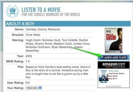 Nik's Daily English Activities: Listen to a Movie Script | Babylon | Scoop.it