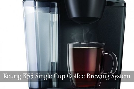 Keurig K55 Single Cup Coffee Brewing System | Stuff for the Home | Scoop.it