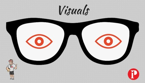 The 7 Principals of Visual Content Marketing | Social Media Coach | Prepare1 — Prepare 1 | Social Media  Coach | Scoop.it