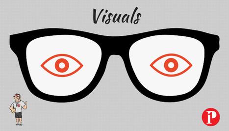 The 7 Principals of Visual Content Marketing | Social Media Coach | Prepare1 — Prepare 1 | Social Media  Coach | Scoop.it