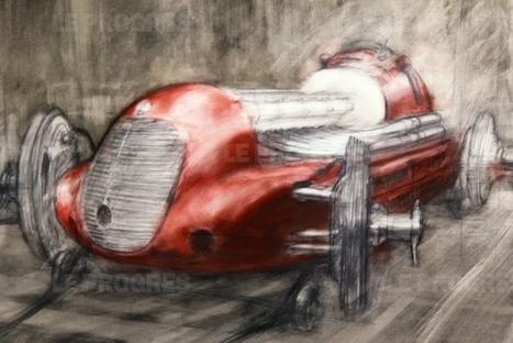 Le musée de l'Aventure Peugeot rend hommage à Paul Bouvot - Le Progrès | Histoire et patrimoine culturel du sport | Scoop.it
