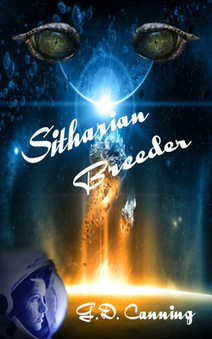 """Cover Reveal! """"Setharian Breeder"""" 