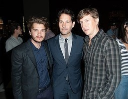 Video: Paul Rudd, Emile Hirsch on odd-couple dynamic - Movie Balla   Daily News About Movies   Scoop.it
