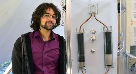 Un jeune ingénieur conçoit une « douche infinie » qui permet d'économiser 90% d'eau | Ca m'interpelle... | Scoop.it