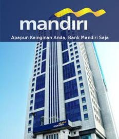 Bank Mandiri Bank Terbaik di Indonesia | Ebook Cipto Junaedy | Scoop.it