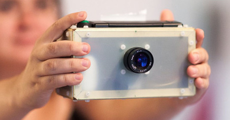 PolaPi: A DIY Thermal Instant Camera You Build with Raspberry Pi - PetaPixel (blog) | Raspberry Pi | Scoop.it
