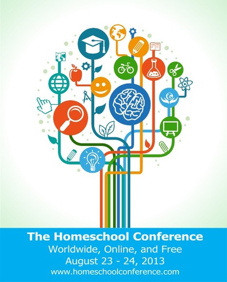 The Homeschool Conf. 23-24 Aug 2013 | Educating in the 21st Century [Shift Happens!] | Scoop.it