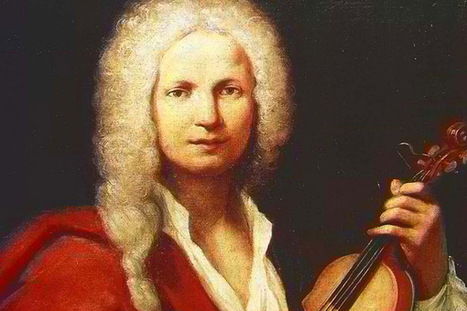 Music of Vivaldi Boosts Mental Vitality | Culture and Fun - Art | Scoop.it