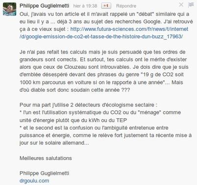 Internet est-il écologique ? | SCOOP DU JOUR | Scoop.it