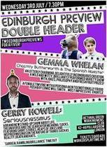 Edinburgh Preview Double Header: Gemma Whelan / Gerry Howell - 3rd July 2013 | ComedyEvents | Scoop.it