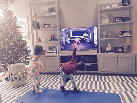 Star Wars kids yoga starts the weekend in Chicago!   Cosmic Kids Around The World!   Scoop.it