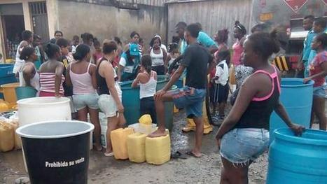 Gobierno habilita nuevo punto de abastecimiento de agua en Tumaco - LaRepública.com.co | Infraestructura Sostenible | Scoop.it
