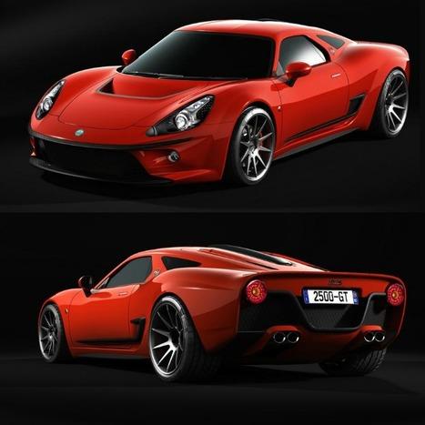 ATS - Autosport - Pure Italian Style   Italia Mia   Scoop.it