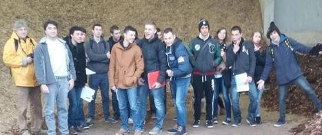 Castres. Les lycéens de La Borde Basse visitent la chaufferie bois | La Borde au coeur de l'Actu. | Scoop.it