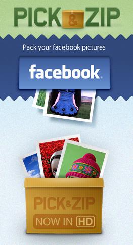 Download Facebook Pictures and Videos - PickNZip   Le Top des Applications Web et Logiciels Gratuits   Scoop.it