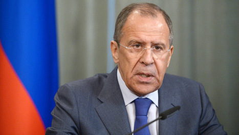 Sergei Lavrov: 'It Is Not Russia Destabilizing Ukraine' | Business Video Directory | Scoop.it