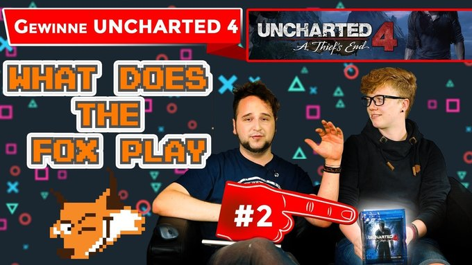 WDTFP #2 Uncharted 4, Overwatch, Doom uvm + Let's Play Date Ariane + UNCHARTED 4 GEWINNSPIEL