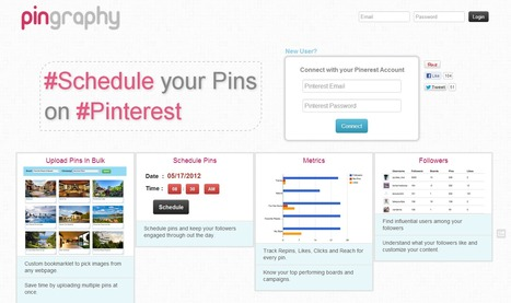 PinGraphy | Pinterest Management Tool for Brands | Time to Learn | Scoop.it