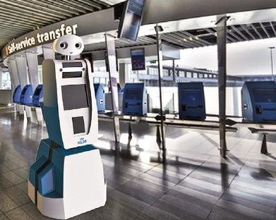Les robots dans les hôtels, c'est maintenant | Médias sociaux et tourisme | Scoop.it
