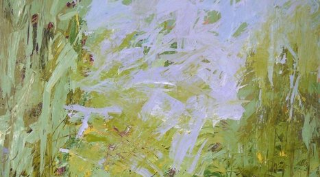 Isabelle Gautier Captures the Energy of Nature - Manhattan Arts International | Art World News with NYC Focus | Scoop.it