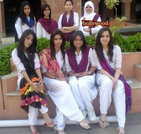 Pakistani College Girls Pictures | Pakistani Girls | Scoop.it