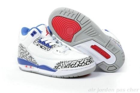 Air Jordan 3 Pas Cher Pour Enfant le prix le moins cher pas cher | Chaussures Air Jordans Homme Pas Cher | Scoop.it