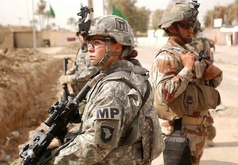 Sexual Trauma Remains a Serious Problem in the Military - Independent Voter Network   Veterans Health   Scoop.it