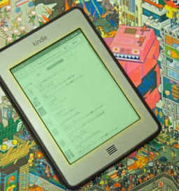 Illuminated Kindle e-readers could arrive this year, also, might not - Engadget | Amazon Kindle | Scoop.it