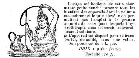 Douche portative en 1896   GenealoNet   Scoop.it