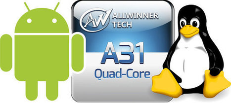 AllWinner A31 Android & Linux SDKs, and Documentation Leaked | Embedded Systems News | Scoop.it