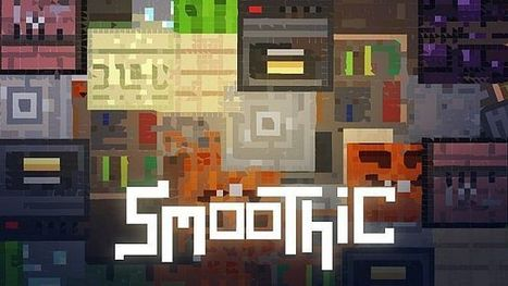 Smoothic Texture Pack for Minecraft 1.6.2 | minecraft texture pack 1.6.2 | Scoop.it