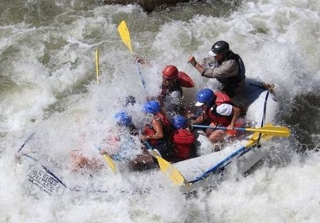 Plan More, Hurry Less when Navigating Whitewater | Leadership Values | Scoop.it