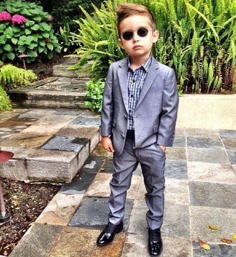 Alonso Mateo - The Internet's Five-Year-Old Style Icon | Oddity Central - Collecting Oddities | Fashionable Things | Scoop.it