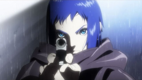 Watch the first eight minutes of the new Ghost in the Shell anime | Post-Sapiens, les êtres technologiques | Scoop.it